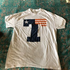 UT Tyler White Gameday tee shirt